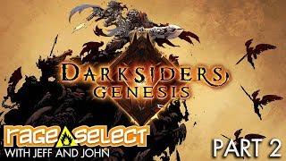 Darksiders Genesis - The Dojo (Let's Play) - Part 2