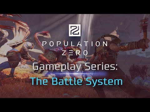 Population Zero Releases New Video Showcasing Its Combat System