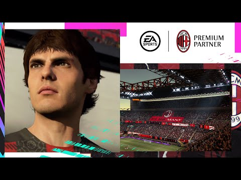 AC Milan x FIFA 21 | Win As One ft. Kaká de FIFA 21