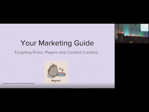 GCAP 2018; Your marketing Guide