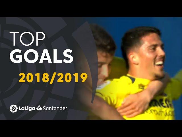 TOP GOALS LaLiga 2018/2019