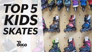 Top 5 Skates For Kids | LocoSkates Vlog