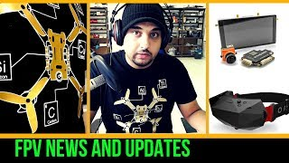 Latest FPV News / FatShark Byte Frost, Orqa Goggles, HGLRC, Giveaways