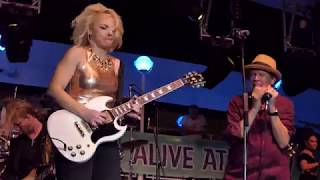 Joe Bonamassa, Kenny Wayne Shepherd, Samantha Fish, Walter Trout - Going Down - KTBA Cruise