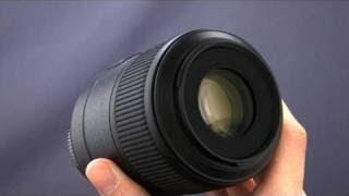 Nikon 85mm ƒ/3.5G AF-S ED-IF DX Micro-Nikkor VR