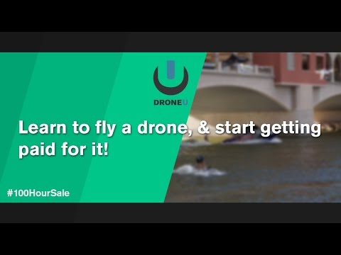 In-Person Drone Pilot Training - How To Start A Drone Business ...