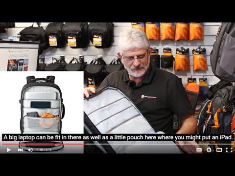 Lowepro Pro Runner BP 450 AW II Bag Review | Cameras Direct Australia