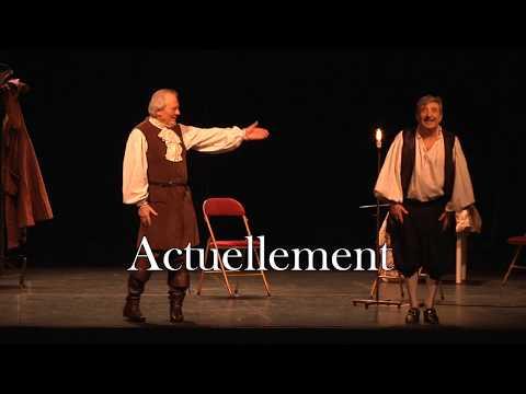 Bande annonce du spectacle Dom Sganarelle au Théâtre le Ranelagh