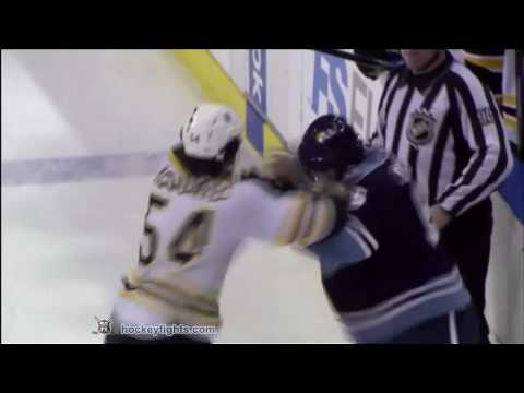 Victor Oreskovich vs. Adam McQuaid