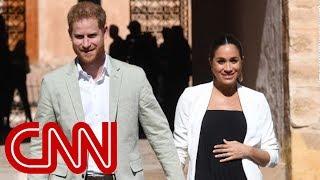 Royals crack down on social media abuse of Meghan Markle
