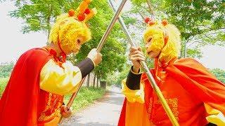 Trận Chiến Tôn Ngộ Không Thật Và Tôn Ngộ Không Giả, Lão Trư Bị Đánh Lén | Việt Tây Du Ký