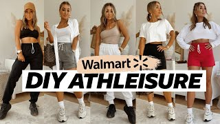 DIY ATHLEISURE OUTFITS FROM WALMART | Julia Havens
