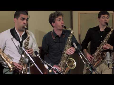 A video of my saxophone sextet, playing Bohemian Rhapsody