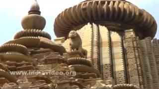 Vamana temple at Khajuraho in Madhya Pradesh