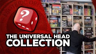 Universal Head's Game Collection