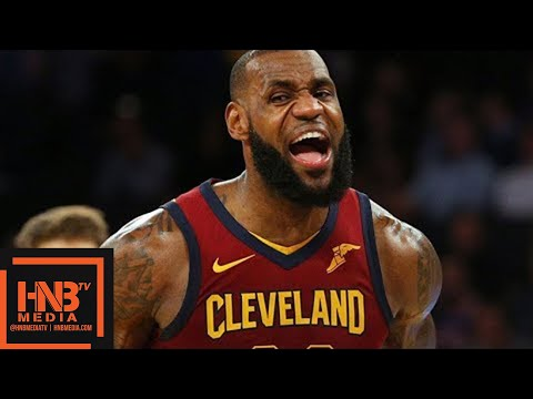 Cleveland Cavaliers vs Charlotte Hornets Full Game Highlights / Week 5 / 2017 NBA Season