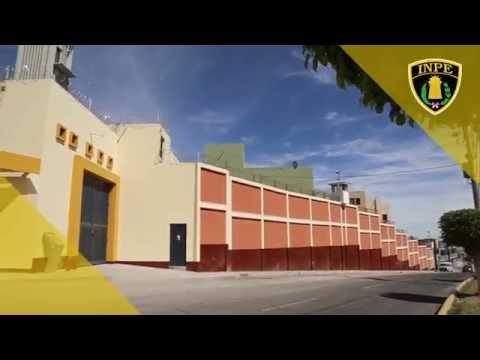 Establecimiento Penitenciario de Moquegua: Sistema Integral de Seguridad Electrónica