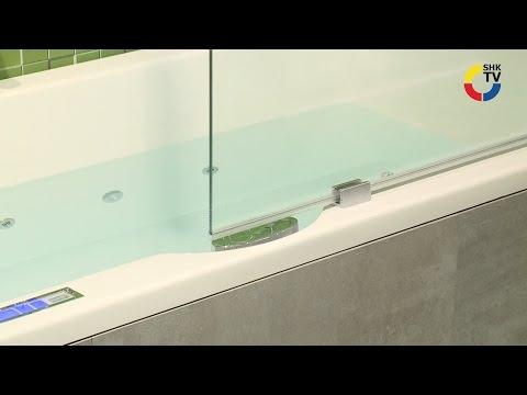 Produkt im Blickpunkt: Duschwand-Schiebetür Bella Vita 3 von Duscholux