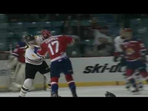 Lane Cormier vs. Pascal Laberge