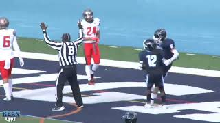 Football Highlights :Kean University vs. William Paterson