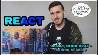 REACT   Rashid, DUDA BEAT   Sobrou Silêncio   JPO
