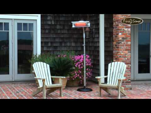 Fire Sense Electric Infrared Patio Heater