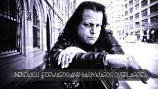 Danzig - Unendlich (forwards and backwards versions overlapped)