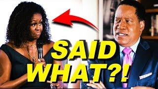 Larry Elder Debunks Michelle Obama on White Flight and Racism | Larry Elder Show