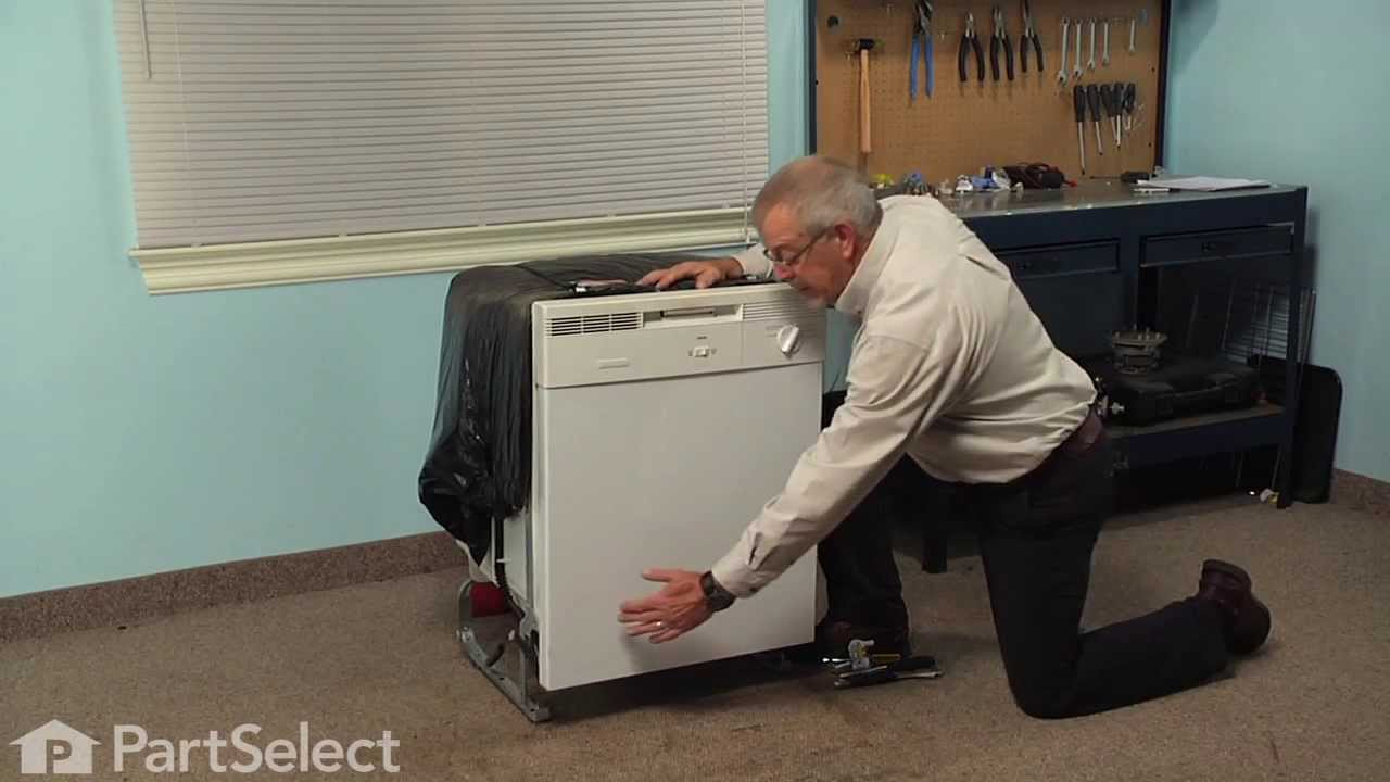 Replacing your Frigidaire Dishwasher Water Inlet Valve - 120V 60Hz