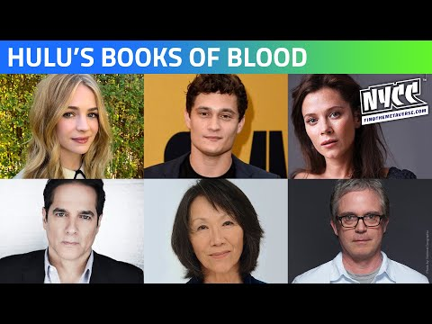 From the Nightmares of Clive Barker   A Conversation with the Cast of Hulu's 'Books of Blood'
