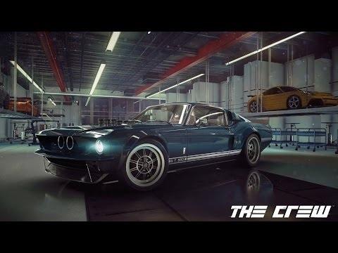 THE CREW – CAR CUSTOMIZATION – HD