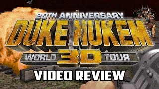 Duke Nukem 3D: 20th Anniversary World Tour PC Game Review