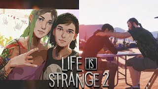 David Talks About Chloe & Max, Arcadia Bay - Life is Strange 2 EPISODE 5 (#LifeisStrange2Episode5)