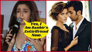 Alia Bhatt is Now The Ex-Girlfriend of Ranbir Kapoor