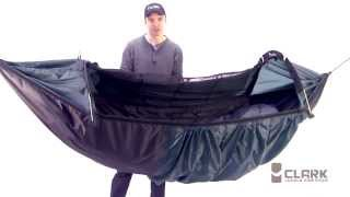55011ae5713 Tent hammock - Clark NX 4-season - Made in USA