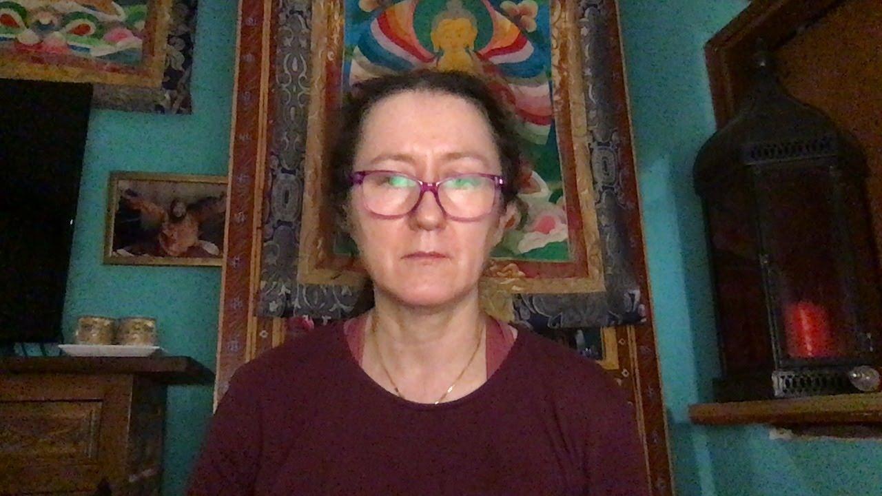 Lama Gangchen Tantric Self-Healing 2- Commentary by Lama Caroline - part 20  (EN)