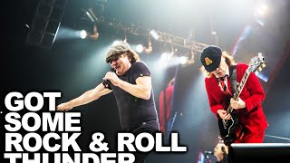 "AC/DC - ""Got Some Rock & Roll Thunder"" - MGM Arena 2016"