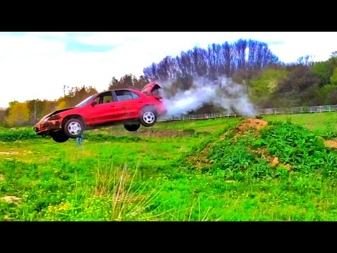 2 Car JUMPS 1 FLIP! | Mark Freeman #408