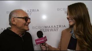 BCBGs Max Azria Tells Us When He Fell In Love With Fashion