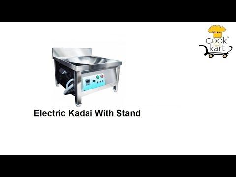 15ltr Electric Kadai Tabletop
