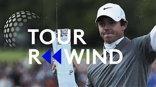 Rory McIlroy comes from 7 shots behind to win the 2014 BMW PGA Championship | Tour Rewind