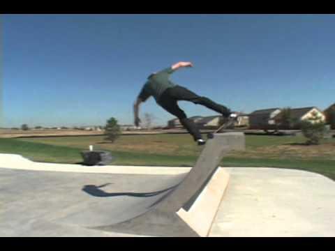 Thornton Skatepark Montage