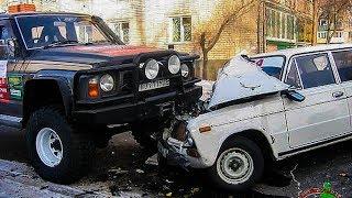 История про мою аварию. Совет начинающим водителям!
