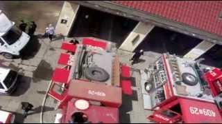 preview picture of video 'Dzień Otwarty w OSP Bisztynek. Widoki z podnośnika.'