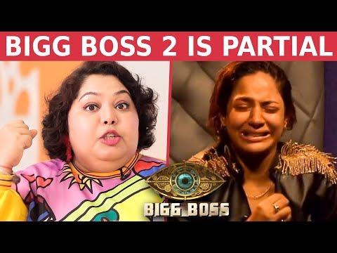 Thadi Balaji is the Lucky WINNER of BIGG BOSS 2 - Harathi Reveals