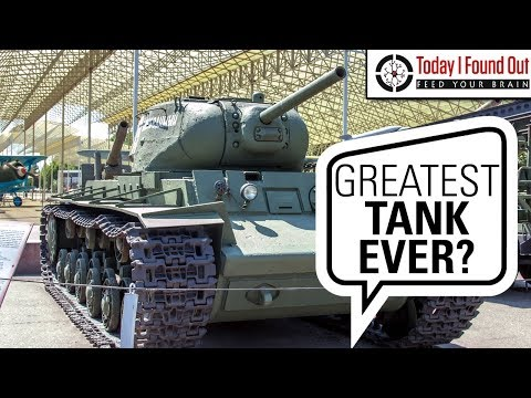 Driving Over Anti Tank Guns: The Remarkable Russian KV Tanks