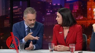 Jordan Peterson Confronts Australian Politician on Gender Politics and Quotas   Q&A