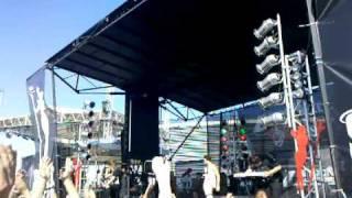 Abandon All Ships Intro & Bro My God Live Bamboozle 2011 HQ