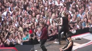 5 Seconds of Summer - Teenage Dream - 6-6-14 Wembley Stadium HD