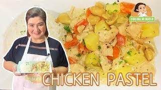 Best Chicken Pastel Recipe (Easy and Fast!) | How to cook Chicken Pastel Filipino Style